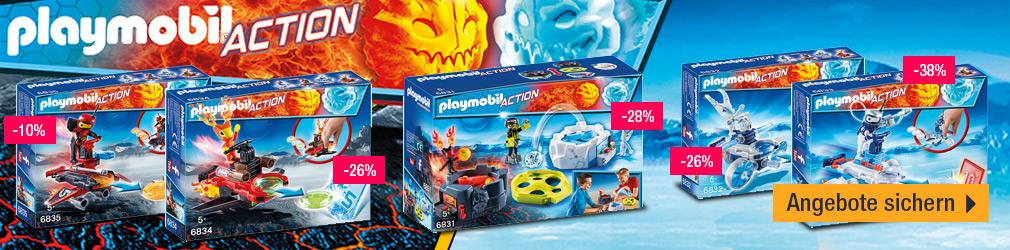xB 2016-10 Playmobil Fire & Ice