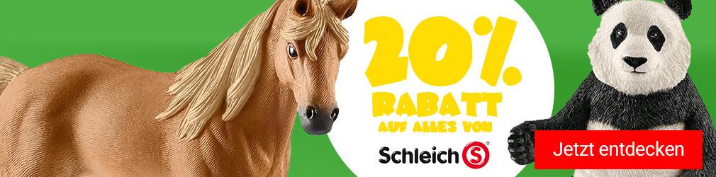 xB 2017-04 Schleich 20%
