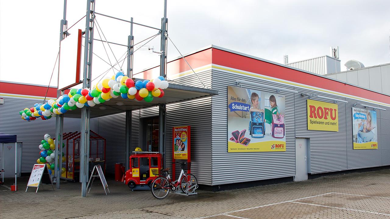 Neueroeffnung Filiale Ingelheim