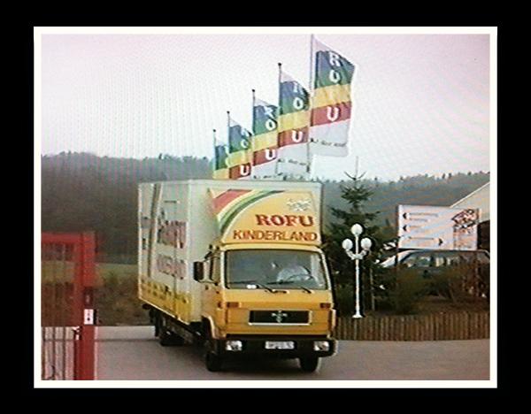 Geschichte - ROFU Zentrale