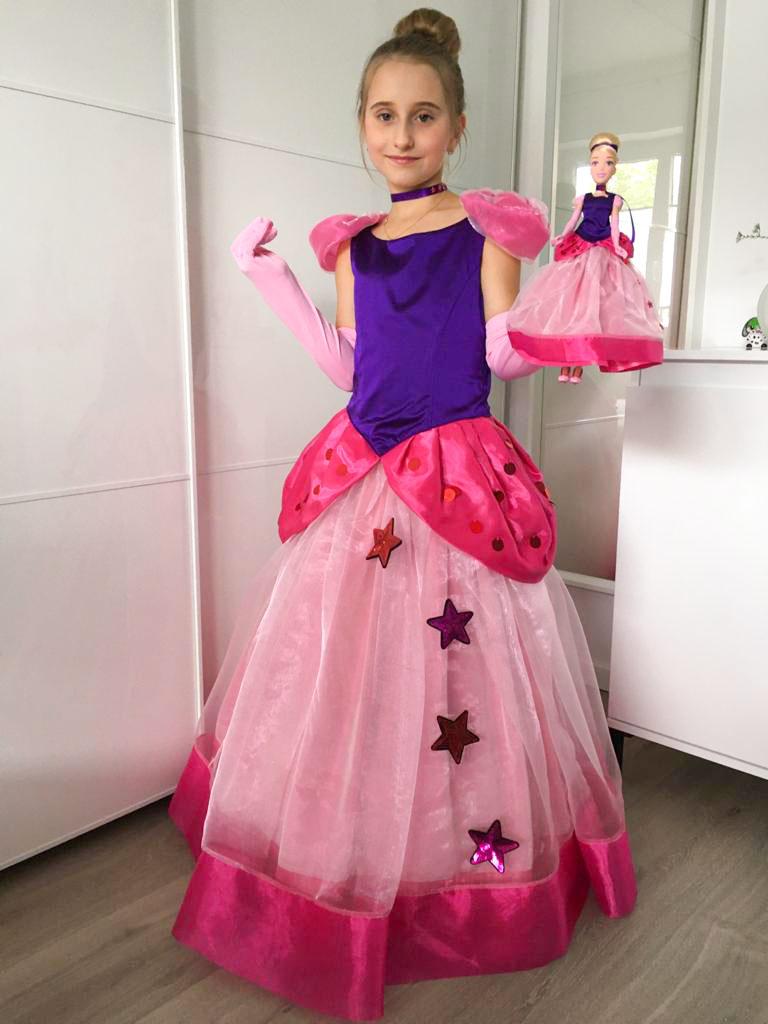 Gewinnerin Kleid & Puppe