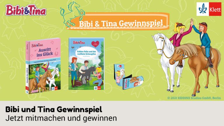 Bibi & Tina Gewinnspiel von ROFU Kinderland